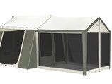 0631 Screen Enclosure Accessory For 12x9ft Kodiak Canvas Cabin Tents