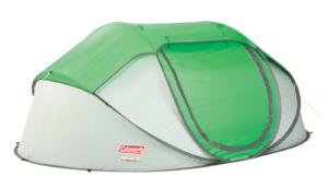 4-person Pop-up Tent - Coleman