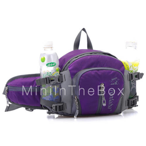 5 L Belt Pouch/belt Bag Cycling/bike Waterproof Wearable Nylon - Eeekit