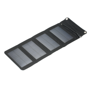 5v 7w Portable Solar Panel Mobile Phone Charger Kit Solar Camping Mobile Cell Phone Mp4 Camera Usb Charger - Unbrande