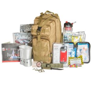 72 Hour Tactical Backpack Survival Kit - Assortit