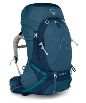 Aura Ag 65 Back Length S Trekking Backpack Nylon Blue - Osprey