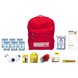 Basic Backpack Emergency Kit (1 Person) - Ready America