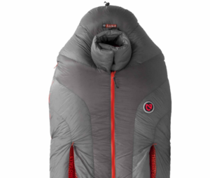 Canon™ -40º Down Sleeping Bag