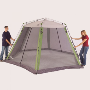 Coleman 15 Ft X13 Ft Screened Canopy 2000004414