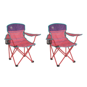 Coleman Kids Quad Chair 2-pack