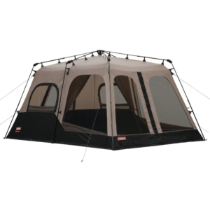 Coleman Large 8 Person 14' X 10' Weathertec Instant Set Up Outdoor Camping Tent