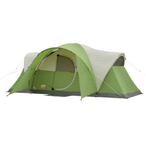 Coleman Montana 8-person Tent, Green