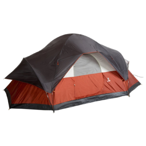 Coleman Red Canyon 8 Person 17 X 10 Foot Outdoor Camping Large Tent