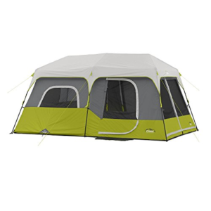 Core 9 Person Instant Cabin Tent – 14′ X 9′ - Core Equipment