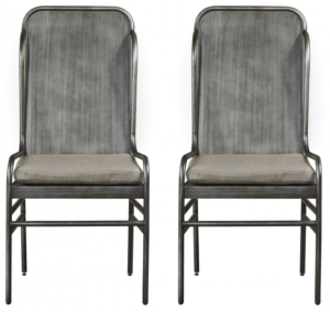 Curated Graystone Academy Chair Set Of 2 - Universal