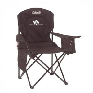 Deluxe Coleman Cooler Folding Chair
