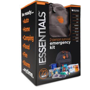 Emergency Essentials 2 Person 72 Hour Emergency Survival Kit