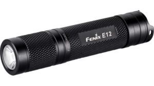 Fenix E12 Led Compact Flashlight