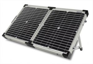 Go Power Portable Solar Kit, 40w