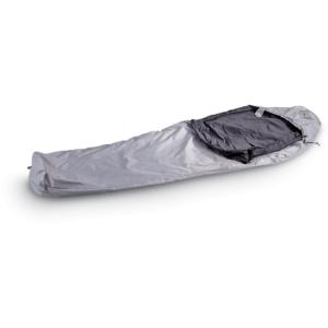 Guide Gear® Ultralight Mummy Sleeping Bag, Gray / Black