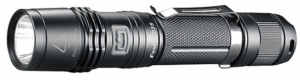 Industrial Led Handheld Flashlight, Aluminum, Maximum Lumens Output: 960, Black - FENIX LIGHTING