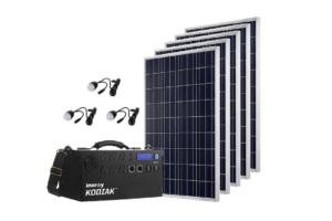 Inergy Gold Kodiak Kit — Off Grid Kits — Tiny Life Supply