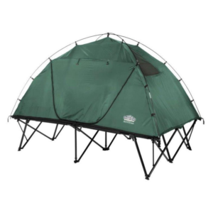 Kamp Rite Ctc Double 2-person Compact Collapsible Backpacking Camping Tent Cot - Kamp-Rite