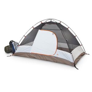 Kelty® Zenith 2 Tent, White / Green
