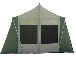 Kodiak 6120 Canvas 12ft X 9ft Tents - 6 Person Cabin Tent