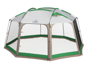 Magellan Outdoors 14 Ft X 12 Ft Deluxe Screen House