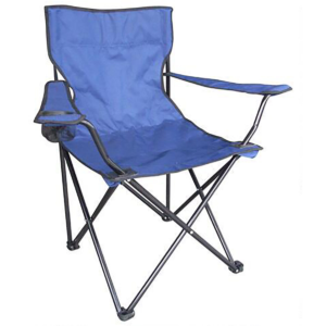 Modells Canvas Camp Chair With Carry Bag Navy