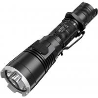 Nitecore Tactical Multicolor Flashlight - 1000 Lumens, Black