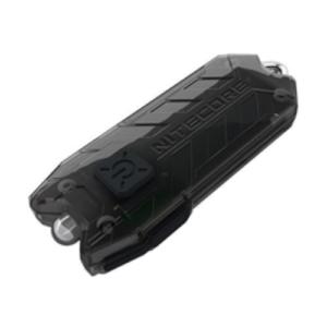 Nitecore Tube Usb Rechargeable Pocket Flashlight - Black