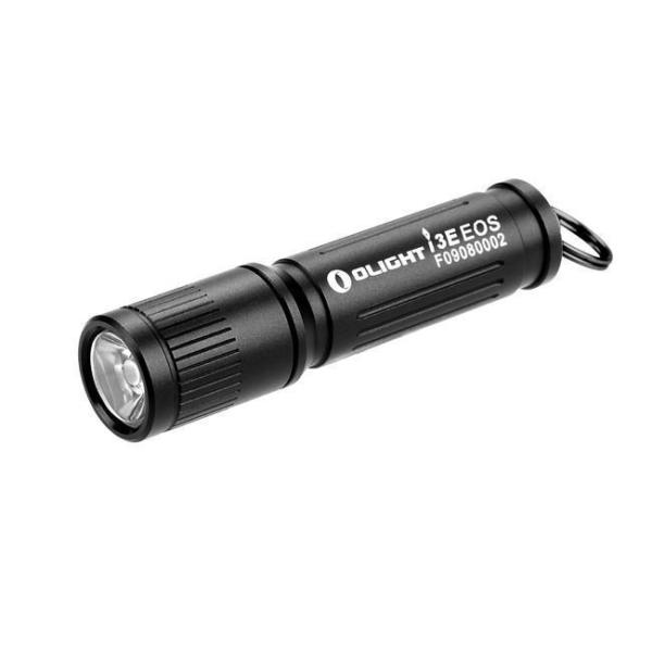 Olight I3e Eos Flashlight - Black