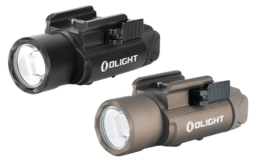 Olight Pl Pro Valkyrie 1500 Lumen Rechargeable Pistol Flashlight