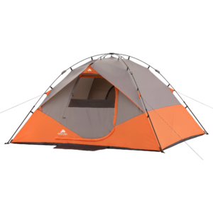 Ozark Trail Instant 10' X 9' Dome Camping Tent, Sleeps 6