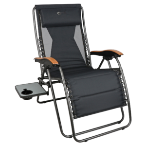 Portal Xl Zero Gravity Lounger W/ Side Table