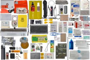 Pro Survival Kit (a-200) - SOLKOA
