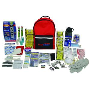 Ready America 2-person 3-day Deluxe Emergency Kit With Backpack