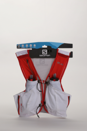 Salomon S-lab Sense Ultra 8 Set Hydration Vest - Xlarge - Transcend Blue/black Home Salomon S-lab Sense Ultra 8 Set Hydration Vest - Xlarge - Transcend Blue/black Active Backpacks