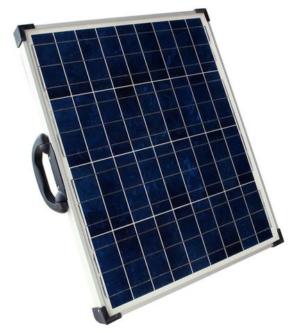 Solarland 40w 12v Slck-040-12 Portable Solar Panel Kit
