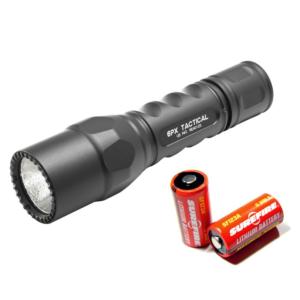 Surefire 6px Tactical Single Output Led Flashlight