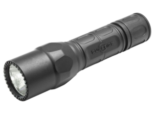 Surefire G2x Tactical Flashlight Led 2 Cr123a Batteries Polymer