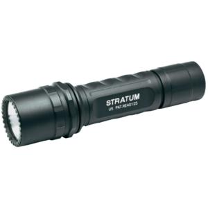 Surefire Stratum 3 Mode Led Flashlight 160 Lumens Tactical Flashlight - S2-bk-wh