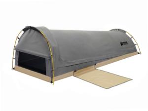 Swag 1 Person Canvas Tent - Kodiak