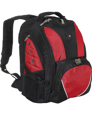 Swissgear Travel Gear 1592 Deluxe Laptop Backpack – 15″ Swiss Red – Swissgear Travel Gear Business & Laptop Backpacks - Herschel Supply Co.