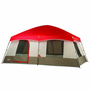 Timber Ridge 16' X 10' Camping Tent, Sleeps 10 - Wenzel