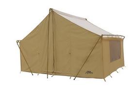 Trek Tents 245c Canvas Cabin Tent 9' X 12'