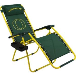 University Of Oregon Zero Gravity Chair - NCAA