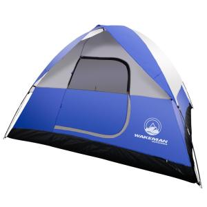 Wakeman Outdoors 6-person Dome Tent