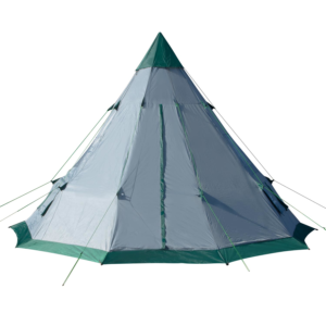 Winterial Teepee Tent: 6-7 Person Tent