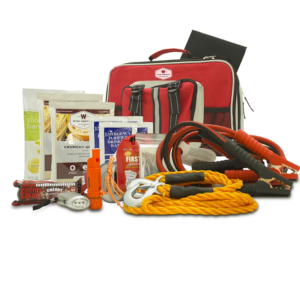 Wise Car Vehicle Emergency Survival Kit With Jumper Cables - Wise Company