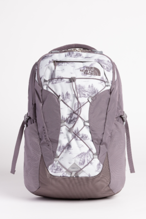 Womens Borealis Backpack - Rabbit Grey Yosemite Toile Print/rabbit Grey - Past Season