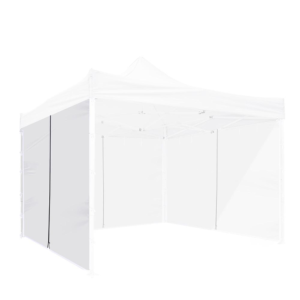 Yescom 10x10' Ez Pop Up Canopy Tent Side Wall Party Tent Wall Sidewall